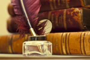 Books and Quill