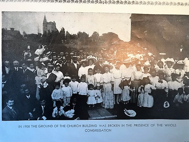1908 Church Groundbreaking (2)