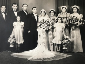 Ancestor Wedding