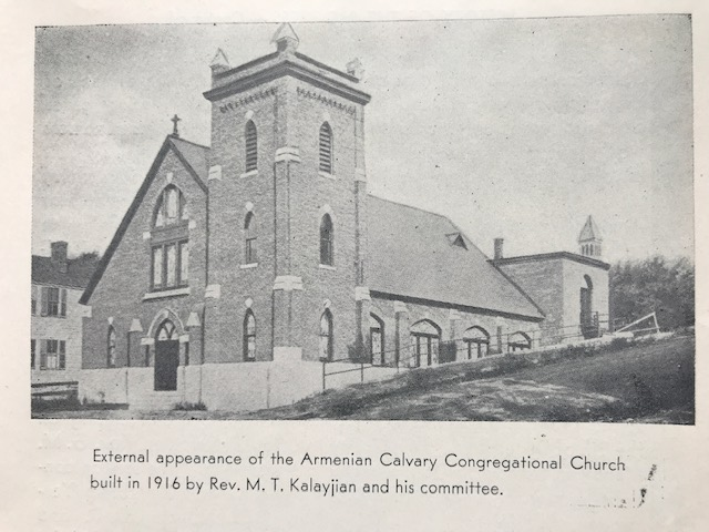 9th St Church in 1916
