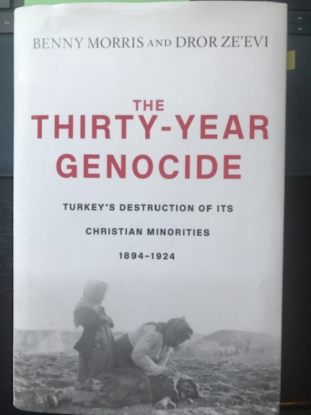 Thirty Year Genocide Book